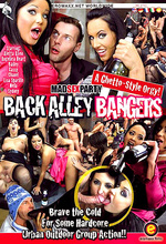 mad sex party: back alley bangers