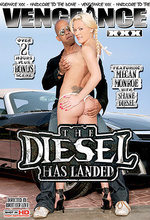 the diesel has landed