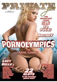 pornolympics the anal games