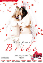 here comes the bride