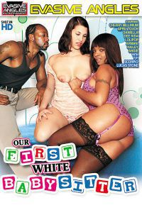 our first white babysitter 1