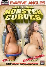 round n brown monster curves