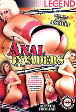 anal invaders vol. 1