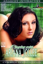 playing with ariana jollee