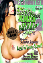 latina anal assault 2